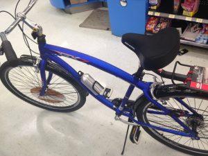 Minha bicicleta nos EUA
